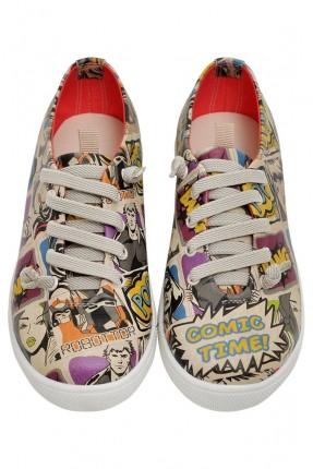 حذاء اطفال مطبوع