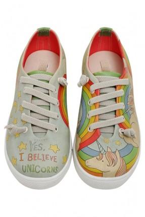 حذاء اطفال صورة وحيد القرن