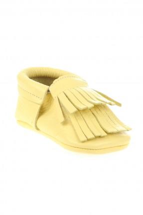 خفافة بيبي بناتي - اصفر