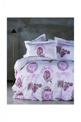 طقم غطاء سرير مزدوج حجم كبير / 3 قطع /