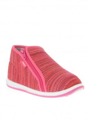 حذاء اطفال بناتي - فوشيا