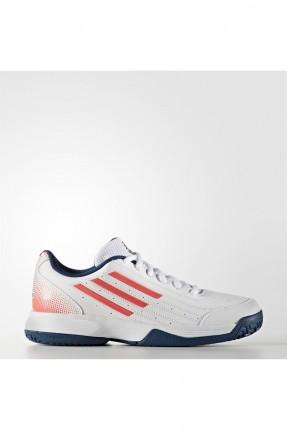 حذاء اطفال ولادي adidas - ابيض