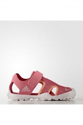 صندل رياضي اطفال بناتي adidas - وردي