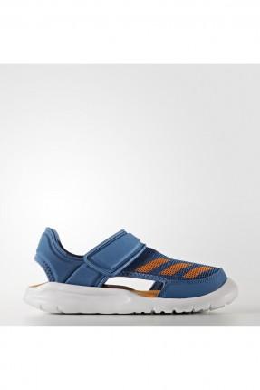 صندل رياضي اطفال بناتي adidas - ازرق