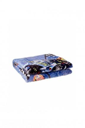 بطانية سرير ولد - ازرق