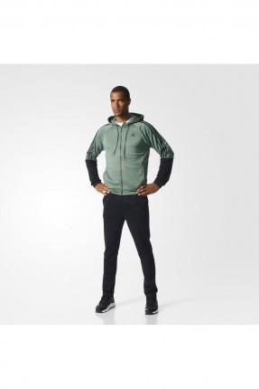 بيجاما رجالي رياضي adidas - اخضر