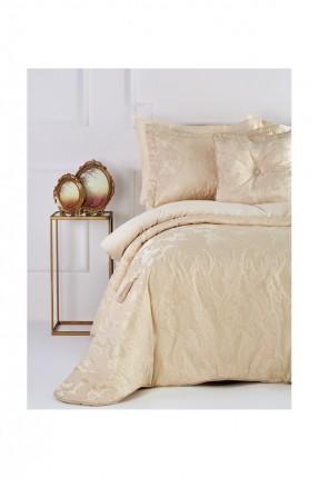 طقم غطاء سرير عرائسي فاخر