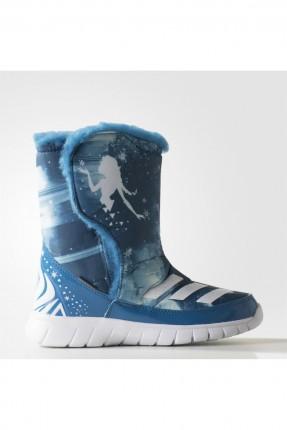 جزمة رياضة اطفال ولادي adidas - ازرق