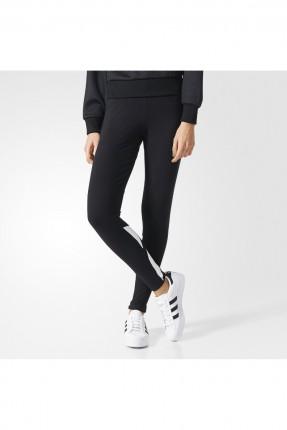 بنطال نسائي رياضي adidas - اسود