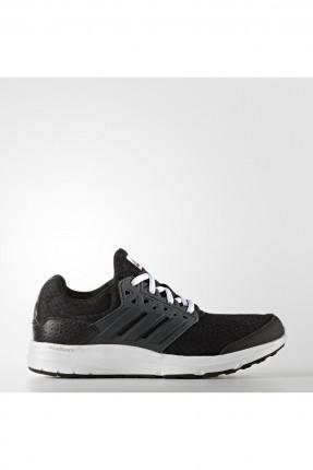 حذاء رياضي نسائي adidas - اسود