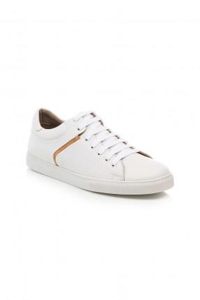 حذاء رجالي رياضي - ابيض