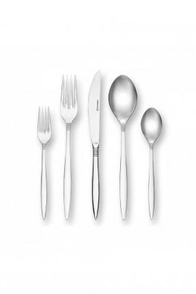 طقم / ملعقة . سكين . شوكة / 24 قطعة - 6 اشخاص