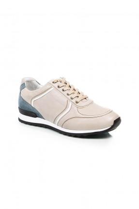حذاء رجالي رياضي - بيج