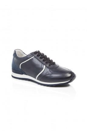 حذاء رجالي رياضي - كحلي