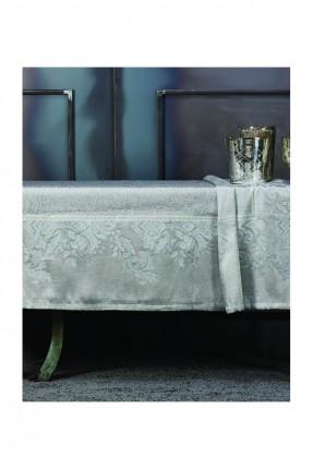 غطاء طاولة فاخر مزخرف / 150 * 260 سم /