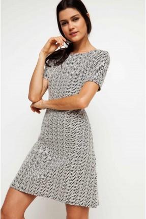 فستان شيك - بولستر - قطن