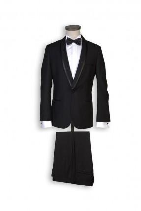 بدلة رجالي رسمية - اسود
