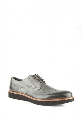 حذاء رجالي - رمادي