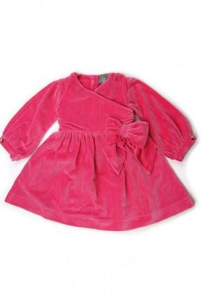 فستان اطفال بناتي مع بكلة