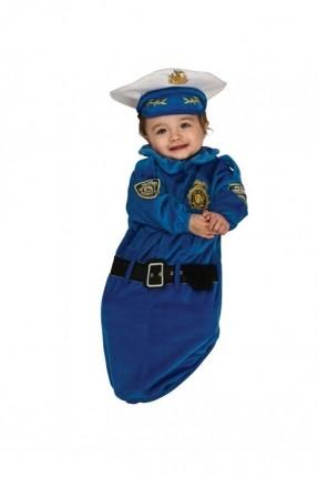 زي بيبي ولادي موديل لباس شرطي