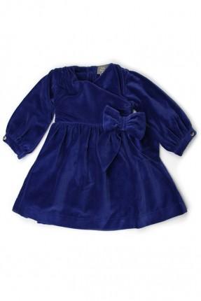 فستان اطفال بناتي مخمل