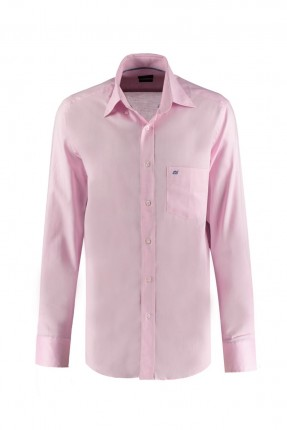قميص رجالي - وردي