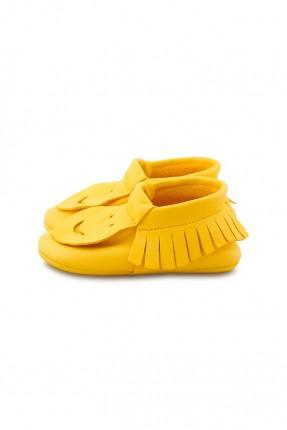 خفافة اطفال بناتي - اصفر