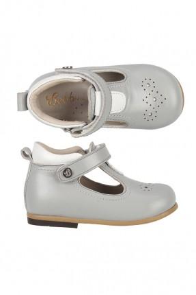 حذاء اطفال بناتي - رمادي