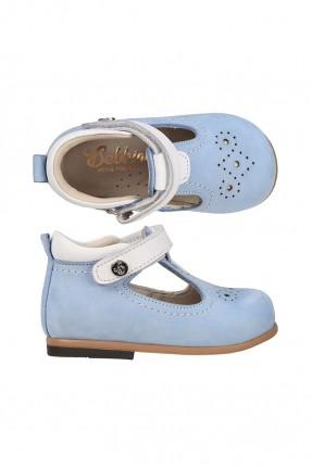 حذاء ولادي اطفال - ازراق
