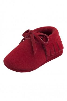 خفافة اطفال بناتي - احمر