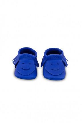 خفافة اطفال بناتي - ازرق