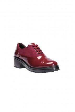 حذاء نسائي - خمري