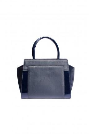 حقيبة نسائية - ازرق داكن