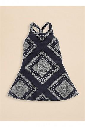 فستان اطفال بناتي بدون اكمام