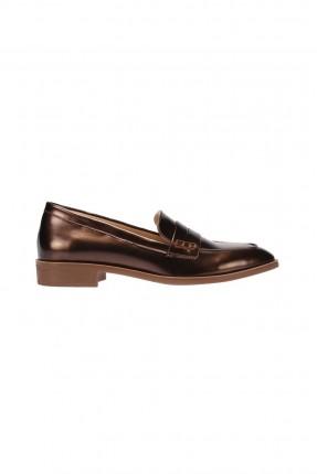 حذاء نسائي - ذهبي