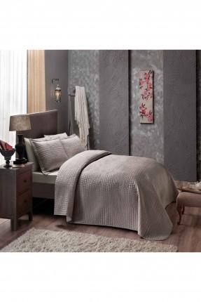 طقم غطاء سرير مزدوج بوليستر / قطعتين /