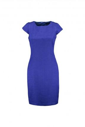 فستان نسائي سبور -ازرق