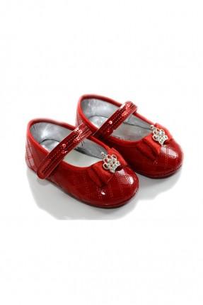 حذاء بيبي - احمر