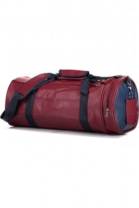 حقيبة يد رياضية - خمري