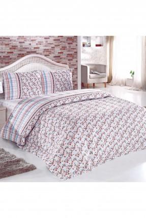 طقم غطاء لحاف سرير مفرد قياس كبير / 3 قطع /