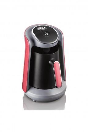 ماكينة قهوة تركية 480 واط / 1-4 فنجان /
