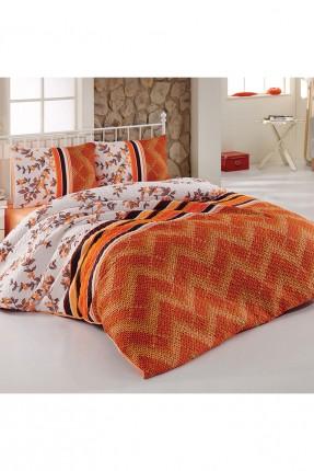 طقم غطاء لحاف قطني 3 قطع / سرير مفرد