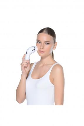 جهاز تنظيف الوجه - ابيض