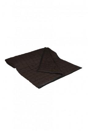 غطاء سرير مزدوج / 220 * 240 سم / بني