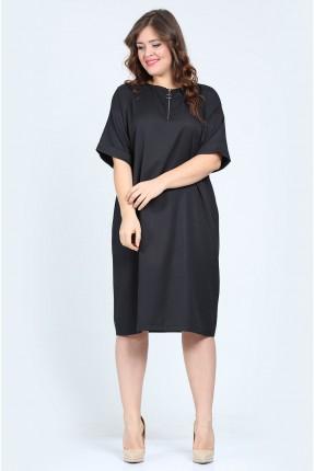 فستان سبور - اسود