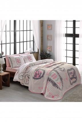 بطانية مقلم / 160 * 220 سم / سرير مفرد