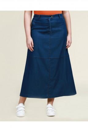تنورة نسائي - ازرق