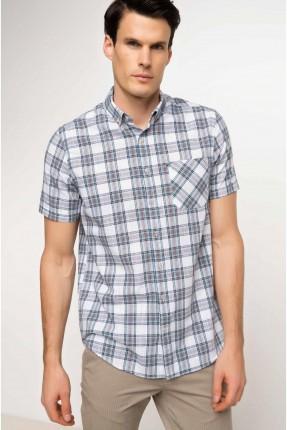 قميص رجالي كارو