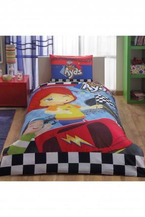 طقم غطاء لحاف سرير اطفال