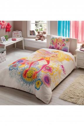 طقم غطاء لحاف قطن 3 قطع / سرير اطفال